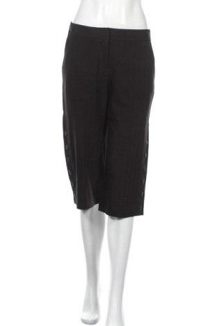 Дамски панталон Sussan, Размер S, Цвят Черен, Полиестер, вискоза, еластан, Цена 3,69лв.