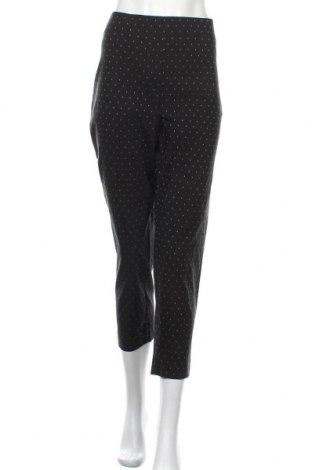 Γυναικείο παντελόνι Suzanne Grae, Μέγεθος XL, Χρώμα Μαύρο, 60% βισκόζη, 31% πολυαμίδη, 5% ελαστάνη, 4% πολυεστέρας, Τιμή 17,28€