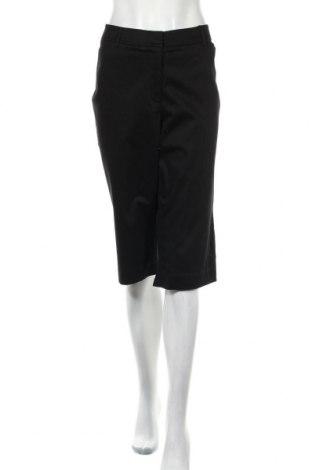 Γυναικείο παντελόνι Suzanne Grae, Μέγεθος XL, Χρώμα Μαύρο, 98% βαμβάκι, 2% ελαστάνη, Τιμή 6,37€