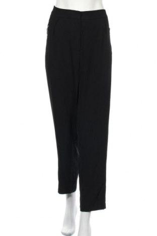 Дамски панталон Target, Размер XL, Цвят Черен, Полиестер, еластан, Цена 10,29лв.
