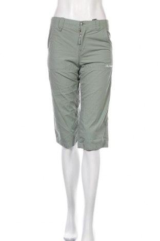 Γυναικείο παντελόνι Tommy Hilfiger, Μέγεθος S, Χρώμα Πράσινο, Βαμβάκι, Τιμή 9,53€