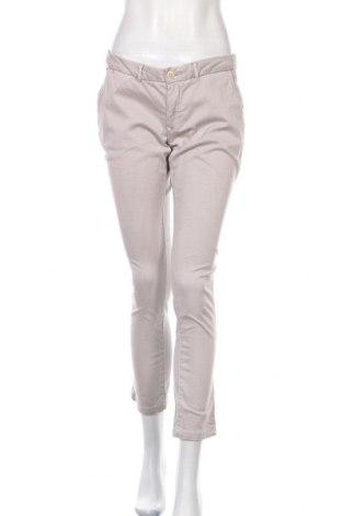Γυναικείο παντελόνι Tommy Hilfiger, Μέγεθος M, Χρώμα Γκρί, 98% βαμβάκι, 2% ελαστάνη, Τιμή 12,77€