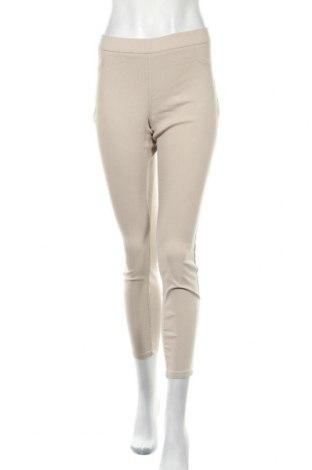 Дамски панталон Zac & Rachel, Размер M, Цвят Бежов, 76% вискоза, 21% полиамид, 3% еластан, Цена 5,61лв.