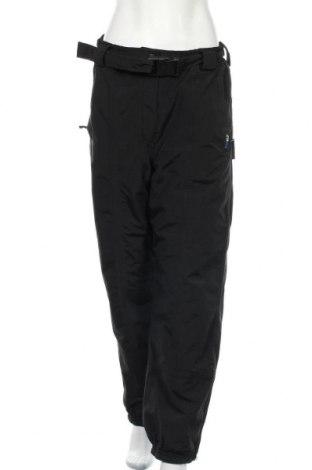 Дамски панталон за зимни спортове Etirel, Размер M, Цвят Черен, Полиамид, Цена 20,49лв.