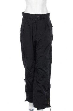 Дамски панталон за зимни спортове James Harvest, Размер L, Цвят Черен, Полиамид, Цена 14,15лв.