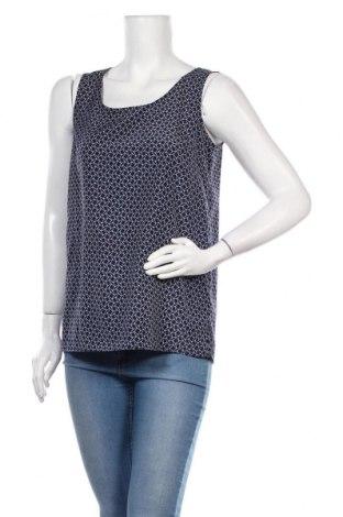 Γυναικείο αμάνικο μπλουζάκι Tommy Hilfiger, Μέγεθος S, Χρώμα Μπλέ, Πολυεστέρας, Τιμή 7,79€