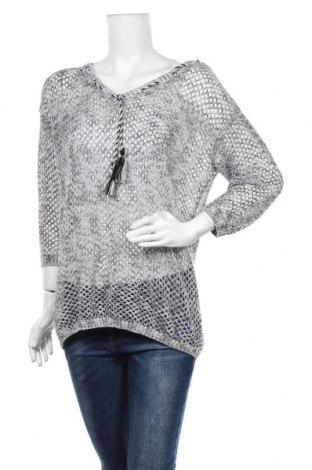 Дамски пуловер Colours Of The World, Размер XL, Цвят Сив, Цена 3,00лв.