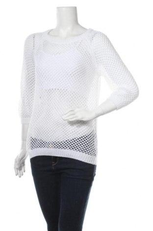 Дамски пуловер Colours Of The World, Размер M, Цвят Бял, Цена 3,00лв.
