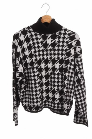 Γυναικείο πουλόβερ H&M, Μέγεθος XS, Χρώμα Λευκό, 73% βαμβάκι, 25% πολυαμίδη, 2% ελαστάνη, Τιμή 12,62€