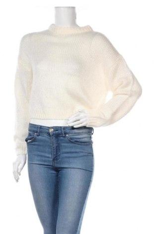 Dámský svetr H&M Divided, Velikost XS, Barva Bílá, Akryl , Cena  207,00Kč