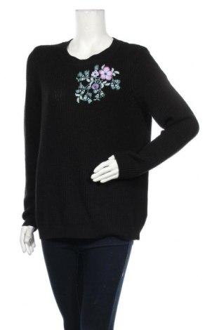 Pulover de femei Montego, Mărime XL, Culoare Negru, 55% poliacrilic, 45% bumbac, Preț 62,63 Lei
