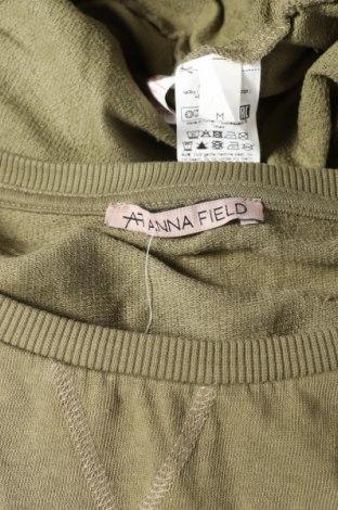Дамски спортен комплект Anna Field, Размер M, Цвят Зелен, Памук, Цена 32,64лв.