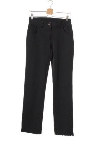 Дамски спортен панталон Active By Tchibo, Размер XS, Цвят Сив, 95% полиестер, 5% еластан, Цена 3,39лв.