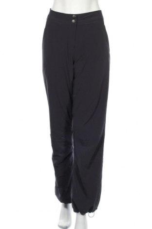 Дамски спортен панталон TCM, Размер L, Цвят Сив, 92% полиестер, 8% еластан, Цена 9,09лв.