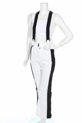 Дамски панталон за зимни спортове Topshop, Размер S, Цвят Бял, 80% полиамид, 20% еластан, Цена 71,60лв.