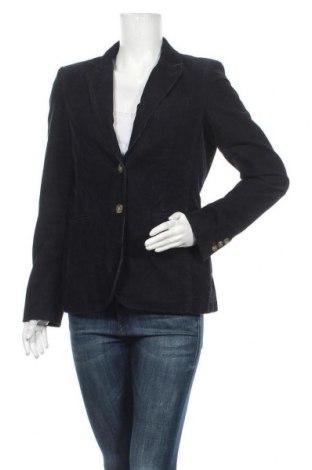 Дамско сако Esprit, Размер M, Цвят Син, 98% памук, 2% еластан, Цена 31,19лв.