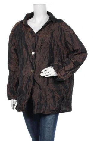 Дамско сако Evelin Brandt, Размер L, Цвят Кафяв, Цена 11,03лв.