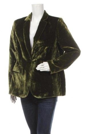 Дамско сако Madeleine, Размер L, Цвят Зелен, Цена 41,90лв.
