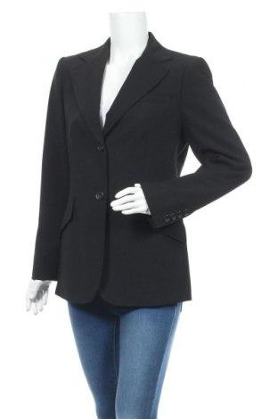 Дамско сако Madeleine, Размер M, Цвят Черен, 65% полиестер, 30% вълна, 5% еластан, Цена 11,03лв.