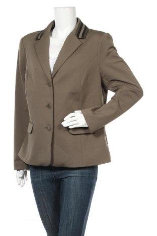 Дамско сако Madeleine, Размер L, Цвят Зелен, Цена 12,29лв.