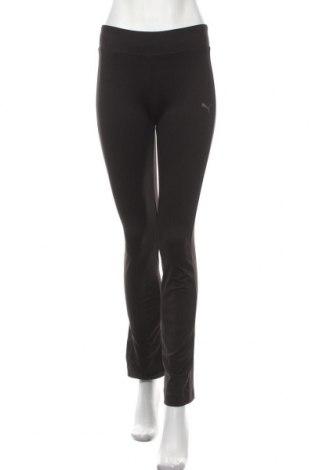 Дамско спортно долнище PUMA, Размер XS, Цвят Черен, Цена 31,92лв.