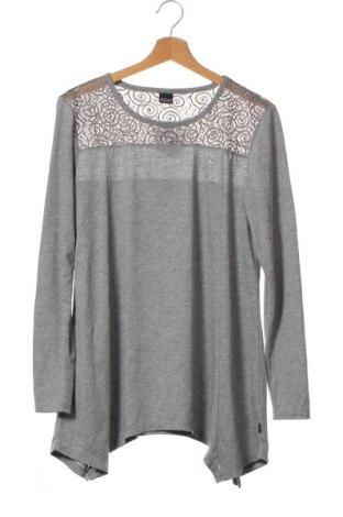 Παιδική μπλούζα Arizona, Μέγεθος 15-18y/ 170-176 εκ., Χρώμα Γκρί, 67% πολυεστέρας, 33% βισκόζη, Τιμή 7,01€