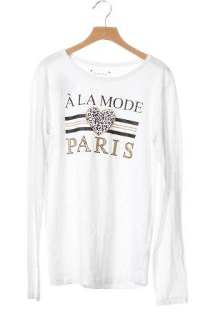 Παιδική μπλούζα Primark, Μέγεθος 14-15y/ 168-170 εκ., Χρώμα Λευκό, Βαμβάκι, Τιμή 5,45€