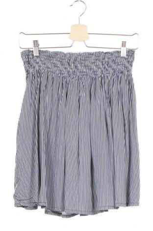 Детска пола Clothing & Co, Размер 14-15y/ 168-170 см, Цвят Син, Вискоза, Цена 6,05лв.