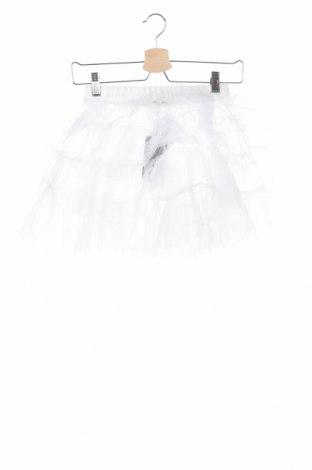 Fustă pentru copii Dsquared2, Mărime 7-8y/ 128-134 cm, Culoare Alb, Poliamidă, Preț 278,78 Lei