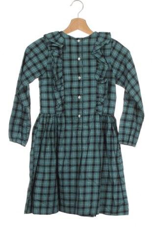 Παιδικό φόρεμα Patricia Mendiluce, Μέγεθος 10-11y/ 146-152 εκ., Χρώμα Πράσινο, Βαμβάκι, Τιμή 9,90€