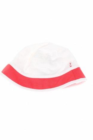 Детска шапка Jacadi, Цвят Бял, Памук, Цена 13,05лв.