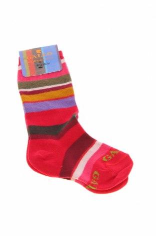 Ciorapi pentru copii Gallo, Mărime 9-12m/ 74-80 cm, Culoare Multicolor, 82% bumbac, 16% poliamidă, 2% elastan, Preț 39,08 Lei