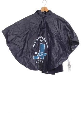 Pelerină impermeabilă pentru copii ZY kids, Mărime 6-7y/ 122-128 cm, Culoare Albastru, Poliuretan, Preț 113,49 Lei