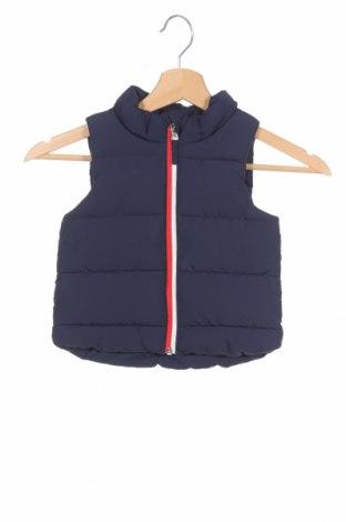 Dětská vesta  H&M, Velikost 9-12m/ 74-80 cm, Barva Modrá, Polyester, Cena  259,00Kč