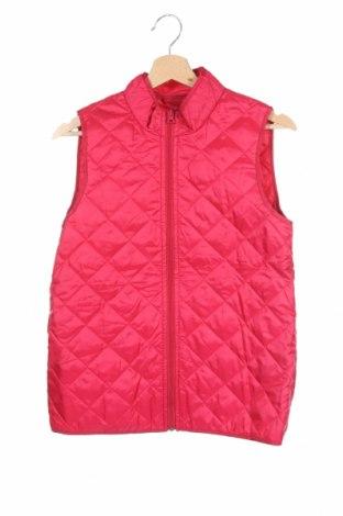 Dětská vesta  TCM, Velikost 10-11y/ 146-152 cm, Barva Růžová, Polyester, Cena  244,00Kč