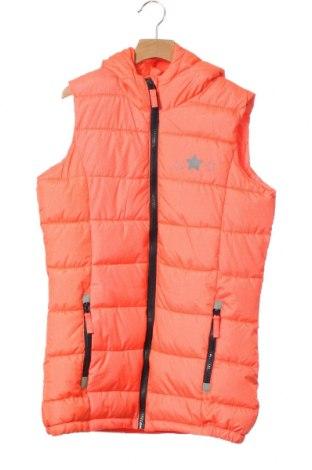 Παιδικό γιλέκο Y.F.K., Μέγεθος 15-18y/ 170-176 εκ., Χρώμα Πορτοκαλί, Πολυεστέρας, Τιμή 10,91€
