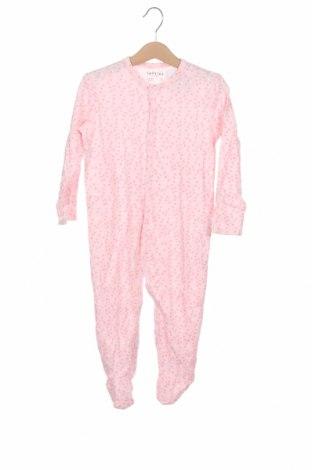 Παιδική σαλοπέτα Lefties, Μέγεθος 18-24m/ 86-98 εκ., Χρώμα Ρόζ , Βαμβάκι, Τιμή 6,50€