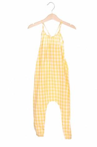 Παιδική σαλοπέτα Little Celebs, Μέγεθος 18-24m/ 86-98 εκ., Χρώμα Λευκό, Βαμβάκι, Τιμή 8,04€
