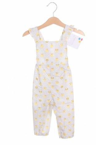 Salopetă pentru copii. Little Celebs, Mărime 9-12m/ 74-80 cm, Culoare Multicolor, Bumbac, Preț 41,87 Lei