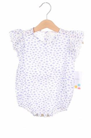 Παιδική σαλοπέτα Little Celebs, Μέγεθος 9-12m/ 74-80 εκ., Χρώμα Λευκό, Βαμβάκι, Τιμή 6,50€