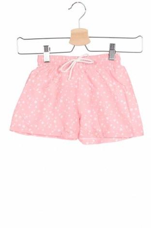 Pantaloni scurți pentru copii Lola Palacios, Mărime 18-24m/ 86-98 cm, Culoare Roz, Poliester, Preț 108,56 Lei