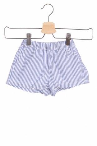 Παιδικό κοντό παντελόνι Lola Palacios, Μέγεθος 18-24m/ 86-98 εκ., Χρώμα Μπλέ, Βαμβάκι, Τιμή 2,78€