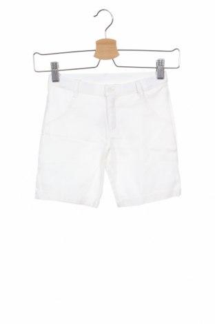 Παιδικό κοντό παντελόνι Lola Palacios, Μέγεθος 4-5y/ 110-116 εκ., Χρώμα Λευκό, 97% βαμβάκι, 3% ελαστάνη, Τιμή 5,26€