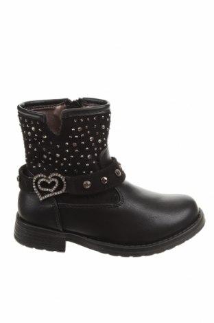Детски обувки Balducci, Размер 25, Цвят Черен, Еко кожа, текстил, Цена 79,00лв.