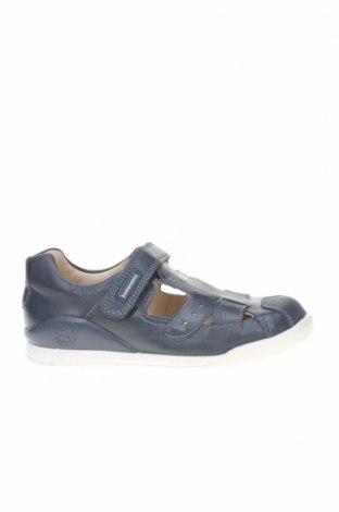 Детски обувки Biomecanics, Размер 31, Цвят Син, Естествена кожа, Цена 87,00лв.
