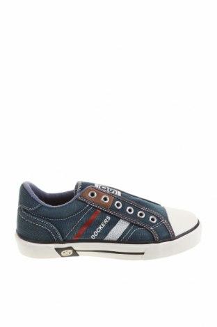 Детски обувки Dockers by Gerli, Размер 31, Цвят Син, Текстил, Цена 17,44лв.