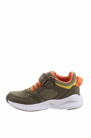 Детски обувки Dockers by Gerli, Размер 31, Цвят Зелен, Текстил, еко кожа, Цена 18,62лв.