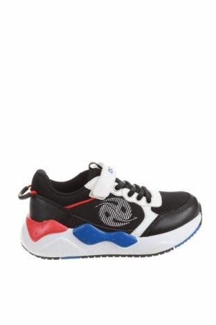 Детски обувки Dockers by Gerli, Размер 31, Цвят Черен, Еко кожа, текстил, Цена 36,75лв.