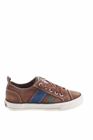 Детски обувки Dockers by Gerli, Размер 31, Цвят Кафяв, Текстил, Цена 16,43лв.