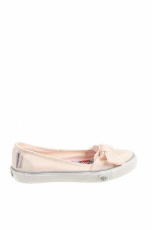 Детски обувки Dockers by Gerli, Размер 31, Цвят Розов, Текстил, Цена 12,02лв.